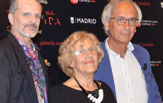 Streaming en Madrid Gala Sida