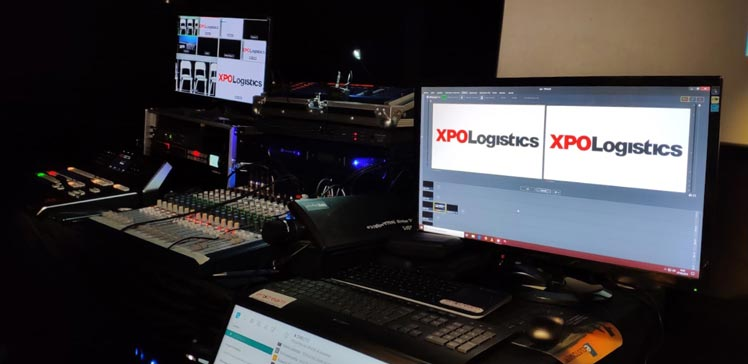 Streaming en Santander Conferencia XPO Logistics Santander EnStream