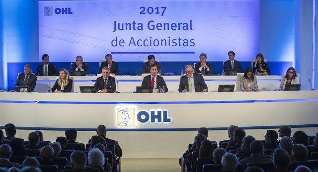 Streaming OHL Junta Accionistas EnStream