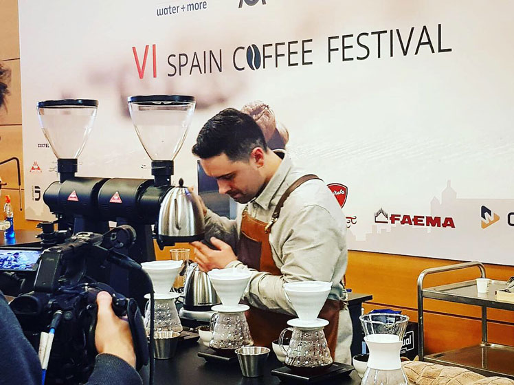 Streaming Spain Coffee Festival EnStream