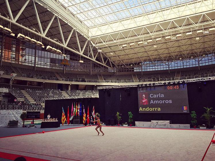 Streaming en Madrid Open Internacional Gimnasia EnStream